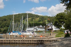 Low Wood Bay Resort Hotel & Marina; home of The Great North Swim on the shores of Lake Windermere