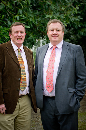 Simon and Tim Berry. English Lakes is owned and run by Simon, Tim and their two cousins.