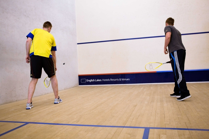 The Squash Court at Low Wood Club