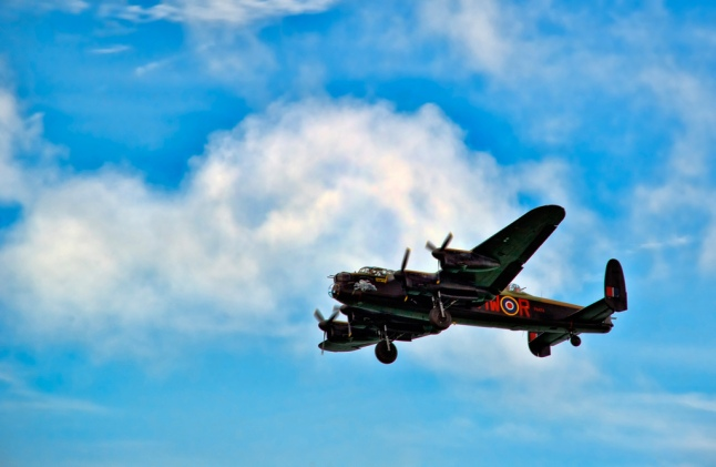 Lancaster Bomber (Photo Credit: Steve Slater)