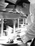 Lancaster House Head Chef, Damien Ng.