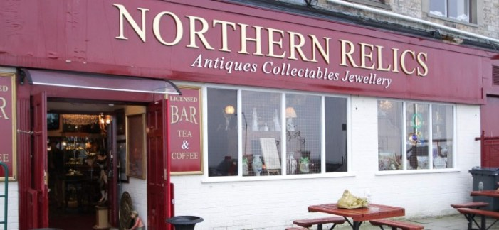 Northern Relics - Antiques and Collectables shop in Morecambe