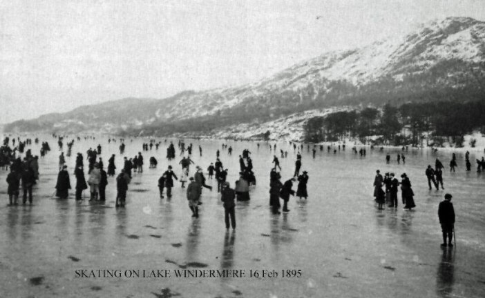The Windermere Freeze