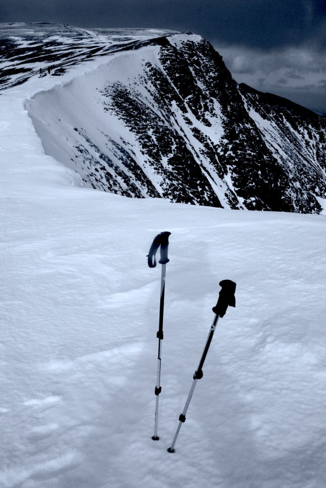 Good trekking poles are a a handy light weight addition to your kit