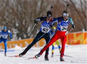 Watch out for the Norwegians, Svendsen and Bjoerndalen