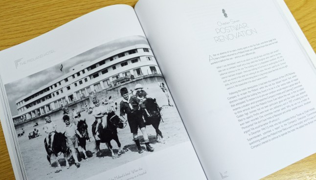 Children enjoying a pony ride on the beach front (Page 116 - The Midland Hotel Morecambe's White Hope)