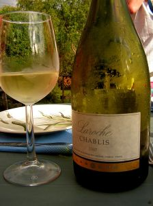 Chablis Wine (source: wikipedia.org)