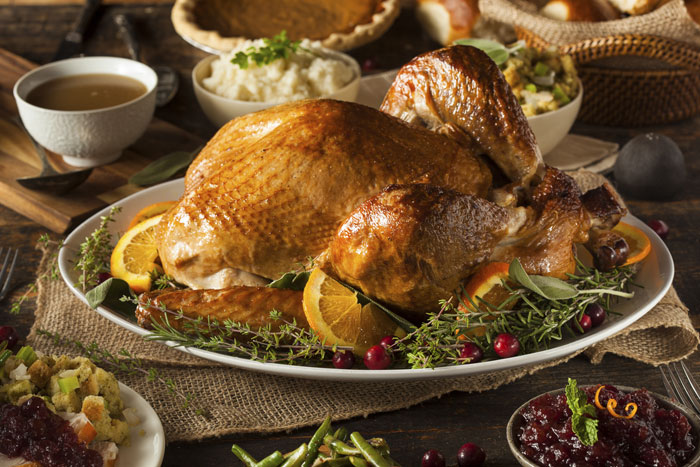 Dare to break with tradition and skip the turkey this year?