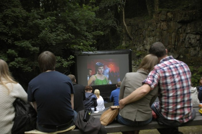 The-Dukes-first-staged-outdoor-cinema-screenings-in-Williamson-Park-in-2012-e1435767014723
