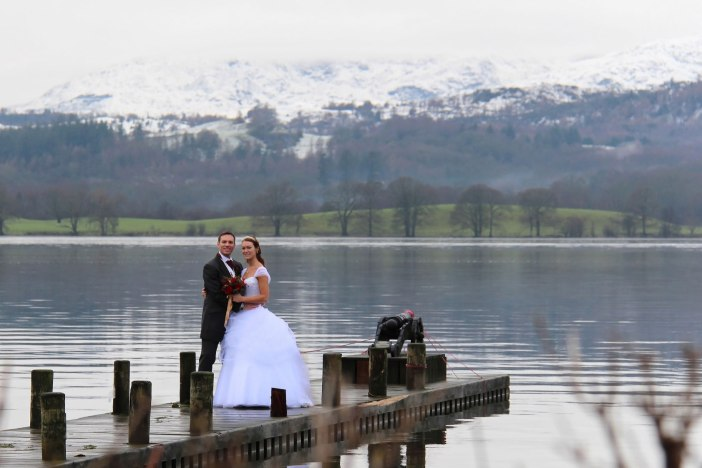 Claire and Simon's Fairytale Wedding at Low Wood Bay
