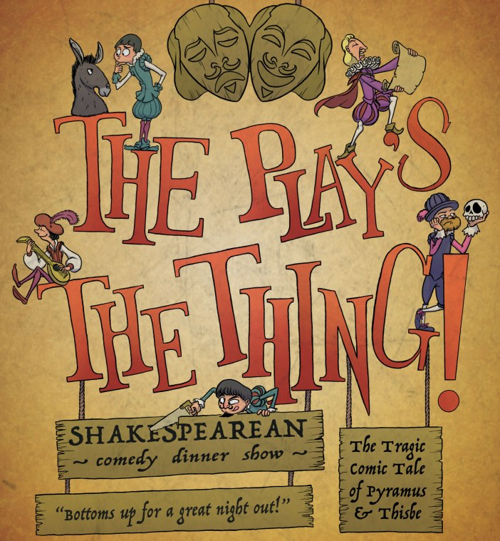 The Play's The Thing! - Tickets on Sale Now at The Midland