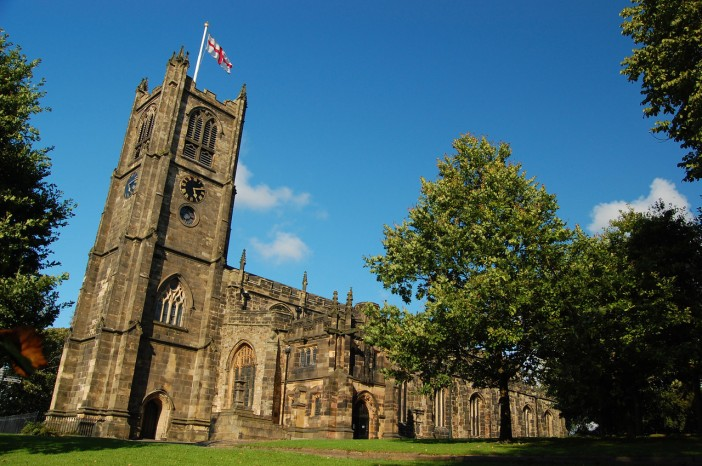 Lancaster Priory, formally the Priory Church of St Mary